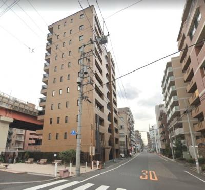 【外観】シェドゥーヴル 55.80㎡ 2004年築 リ フォーム済
