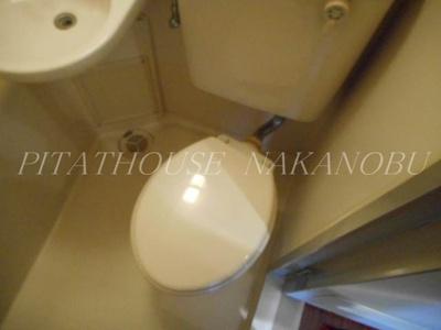 【トイレ】パルミール戸越