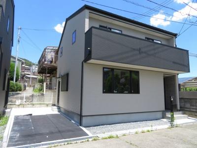 【外観】池田市畑3丁目 新築戸建 2号地