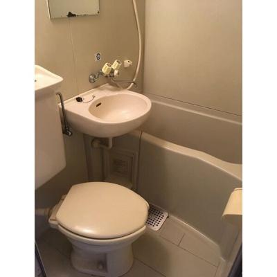使いやすいシャワールームとなっています