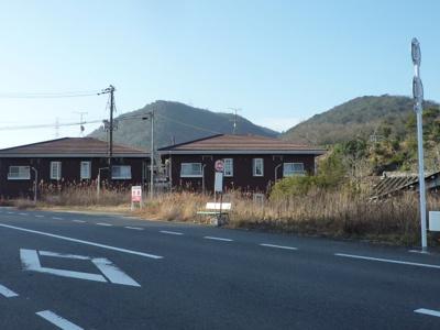 【前面道路含む現地写真】福江 売地
