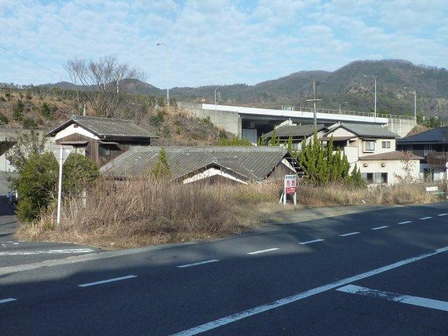 【外観】福江 売地