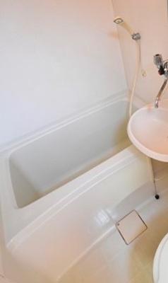 【浴室】ツインハイツ鶴川