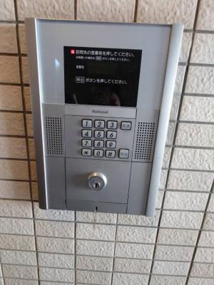 【セキュリティ】リジェール都島