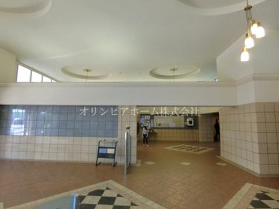 【エントランス】ライオンズステージキャピタルイースト 6階 70.71㎡ 平成12年築