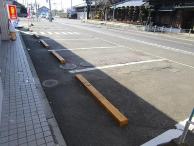 【駐車場】久保田店舗