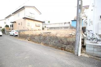 【外観】日高市女影 建築条件なし売地 JR川越線『武蔵高萩駅』徒歩15分 【高萩小学区】