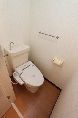 【トイレ】ランドマーク支倉