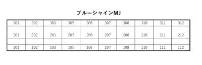 【区画図】ブルーシャインMJ