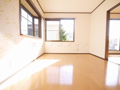 【寝室】ファミーユ原宿