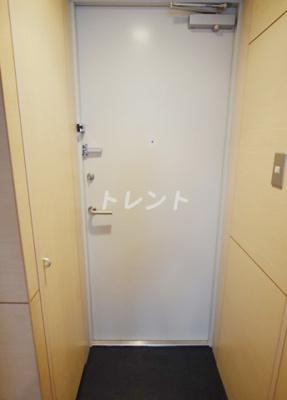 【玄関】グレンパーク秋葉原イースト