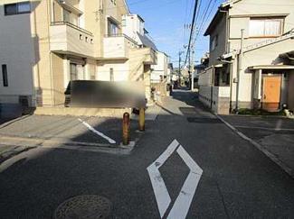 【前面道路含む現地写真】広島市安佐南区西原2丁目