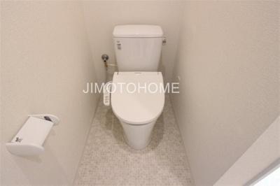 【トイレ】マンションメグミ