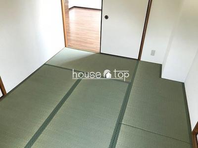 【和室】ヴィラコンフォート(鳴尾東小・浜甲子園中学校区)