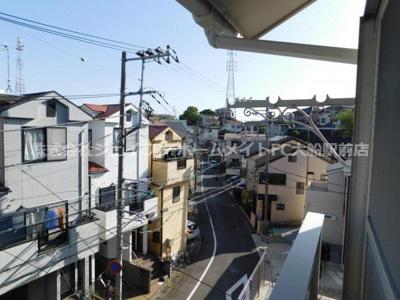 【展望】ドミール大船