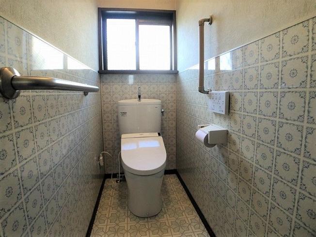 【トイレ】古賀市中央6丁目戸建