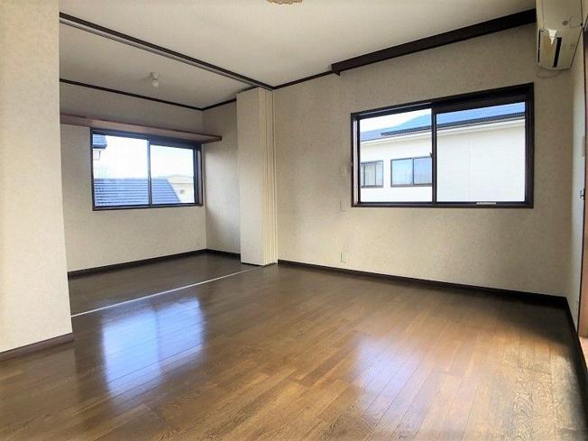 【洋室】古賀市中央6丁目戸建