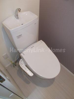 ハーモニーテラス浮間Ⅱのトイレ