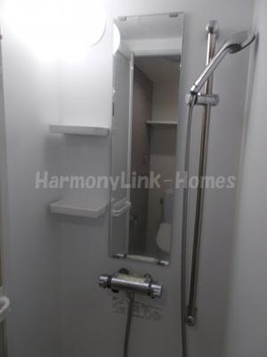 ハーモニーテラス浮間Ⅱのシャワールーム