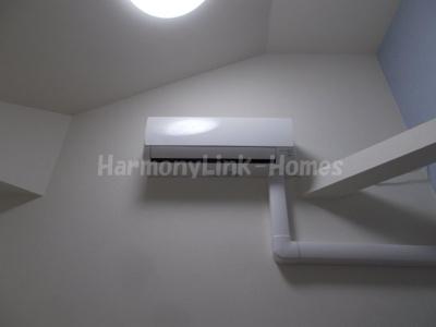 ハーモニーテラス浮間Ⅱのエアコン