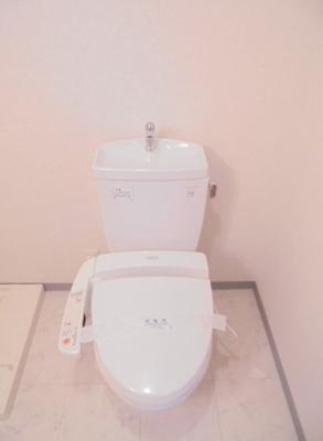 【トイレ】スカイコート錦糸町