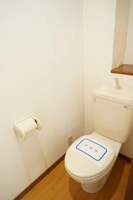 イートス千葉のトイレ