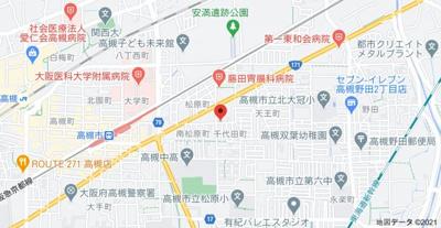 【地図】フロンティア千代田 (株)Roots