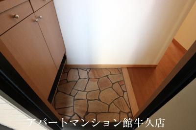 【玄関】ミストラル