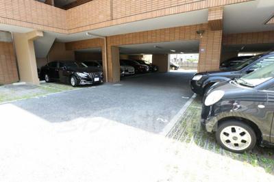 【駐車場】ふじマンション