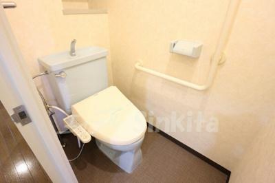 【トイレ】ふじマンション