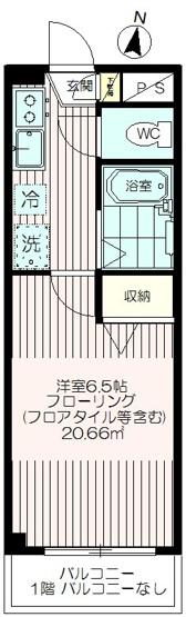 バストイレ別【サン・テラス】