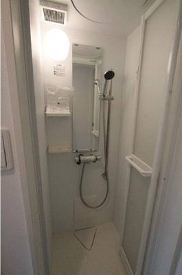 A-CUBEのシャワールーム
