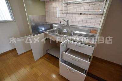 【キッチン】パラッツオ京橋