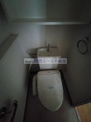 【トイレ】朝日プラザキャストラン