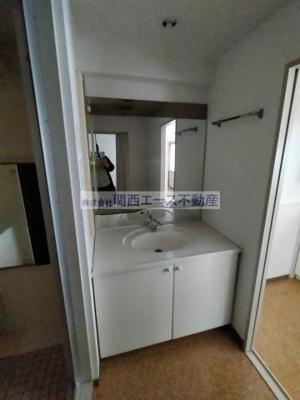 【独立洗面台】朝日プラザキャストラン