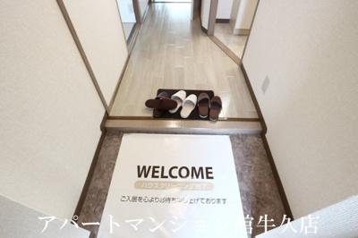 【玄関】栄マンション