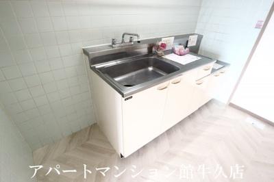 【キッチン】栄マンション