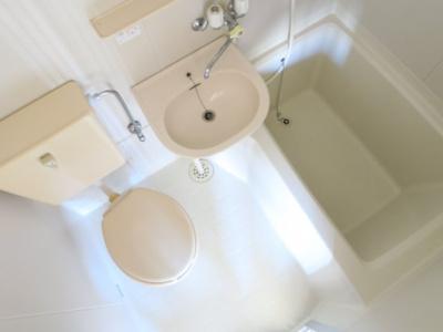 【浴室】メゾンアズマ