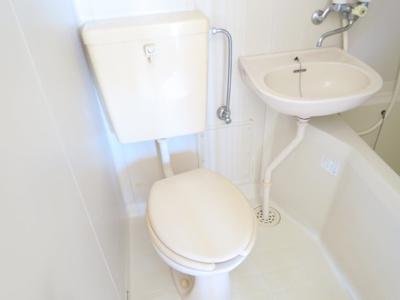 【トイレ】メゾンアズマ