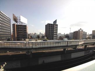7階からの眺望です。【アルテシモ モーレ】