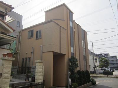 【外観】富士見3丁目戸建て