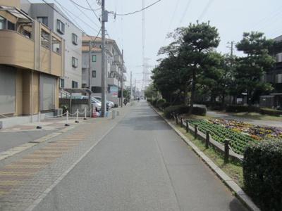 【周辺】富士見3丁目戸建て