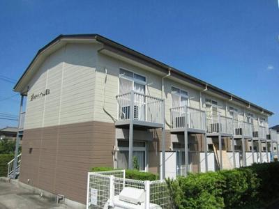 【外観】シティハイツ山田B