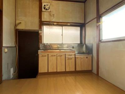 【キッチン】東町メゾネット