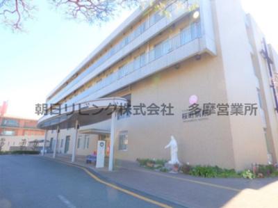 桜町病院が近くです