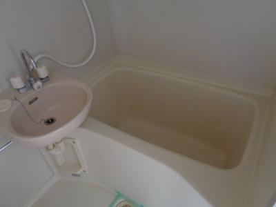 【浴室】ロイヤルシングル
