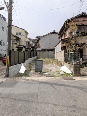 【外観】京都市山科区北花山中道町