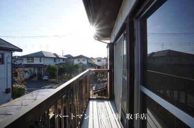【バルコニー】光風台2丁目戸建