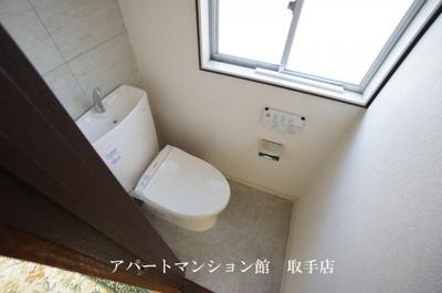 【トイレ】光風台2丁目戸建