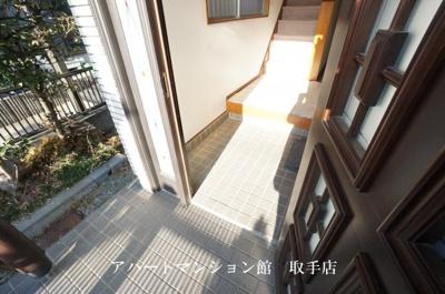 【玄関】光風台2丁目戸建